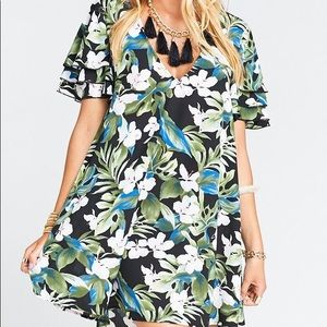NWT Mumu Disick Dress